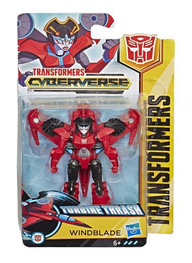 Transformers Transformers Cyberverse Küçük Figür Windblade Renkli
